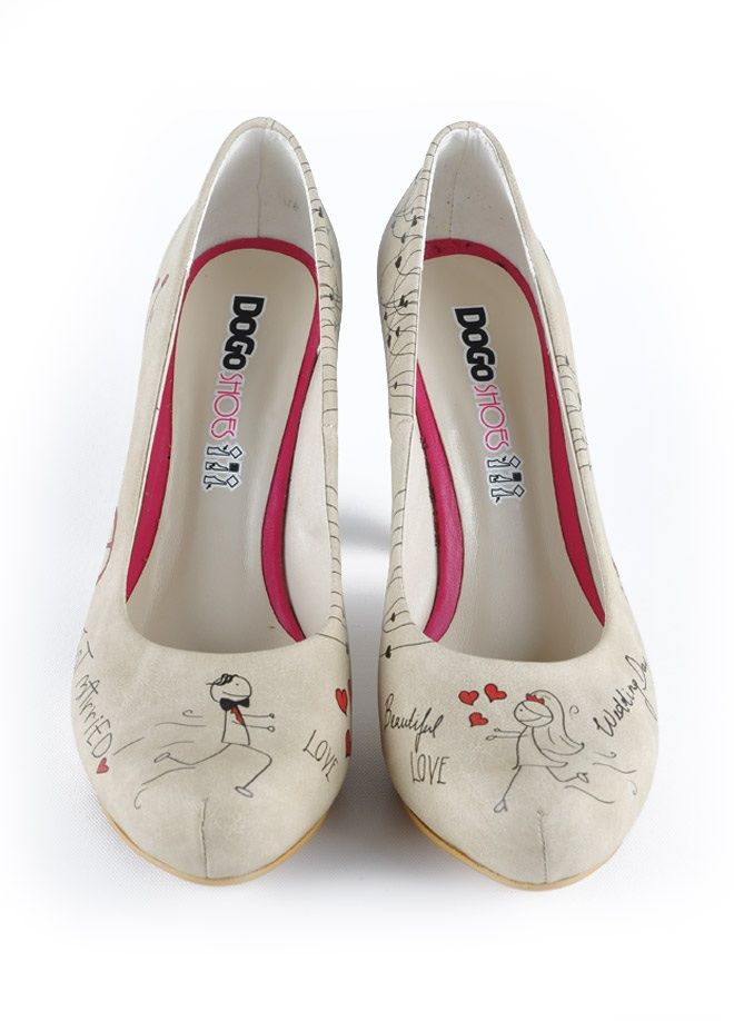 escarpin just married... pour le lendemain du grand jour!!! Dogo shoes