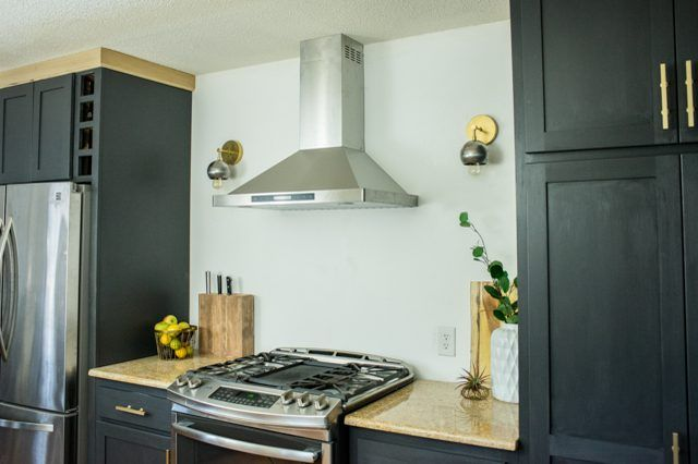 This step-by-step tutorial will show you how to add interest to your kitchen by installing a ductless range hood.