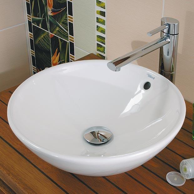 Vasque swann poser lapeyre salle de bain for Lapeyre salle de bain douche