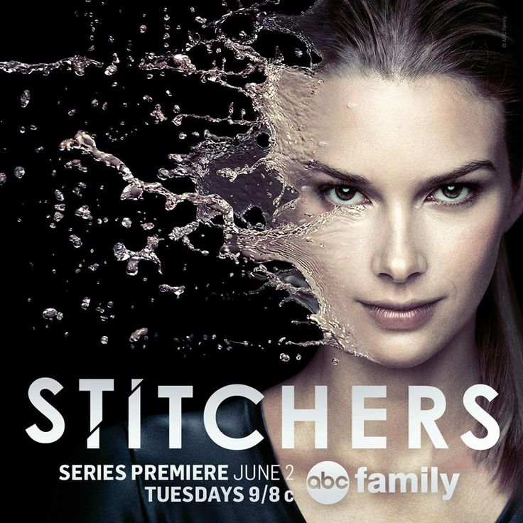 Kirsten stitches into the minds of the dead to solve crimes! Don't miss the premiere Tuesday at 9|8c on ABC Family!