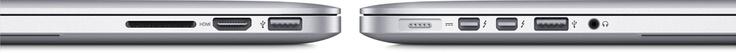 Apple (United Kingdom) - MacBook Pro with Retina display - Design
