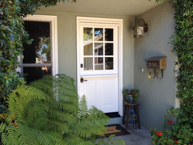 New Fiberglass Dutch Entry Doors
