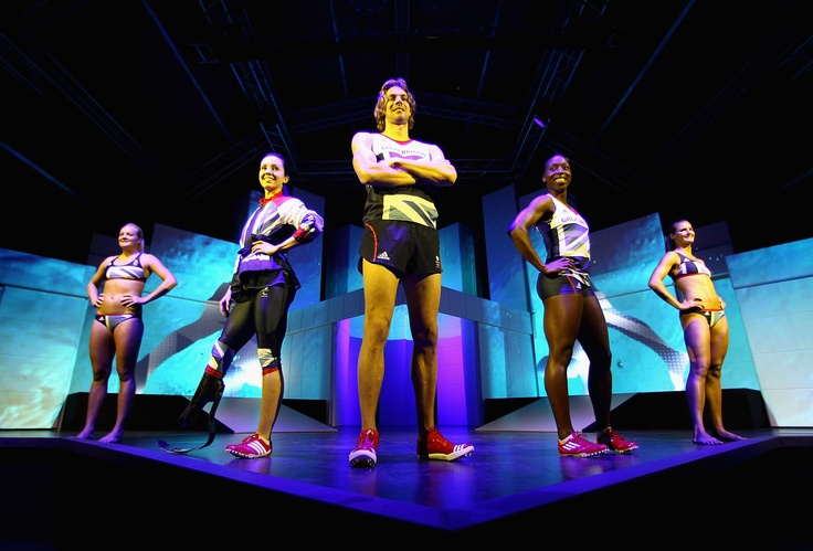 On Stage Team GB Kit - Icon, worked closely with adidas to deliver the launch of Team GB's athletes' kit