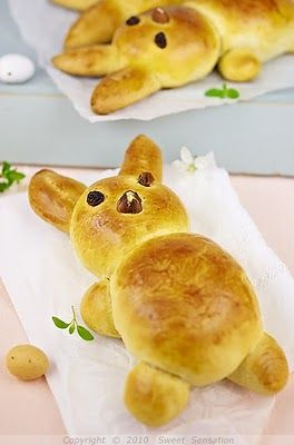Sweet Sensation: Uskrsni zečići / Easter Bunnies