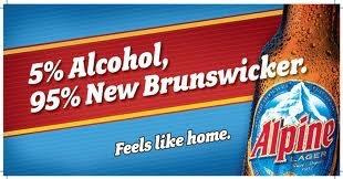 Biere du new -brunswick