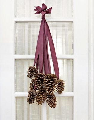 .: something for me :.  Easy holiday decor