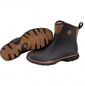 a9adacd311b Muck Boot Men s Excursion Pro Mid Waterproof Rubber Hunting Boot - Brown