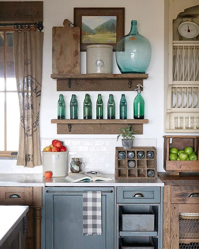 Five No Fail Palettes For Colorful Kitchens: 1000+ Ideas About Vintage Color Schemes On Pinterest