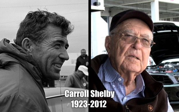 RIP Carroll Shelby