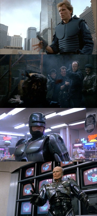 RoboCop...remember Murphy