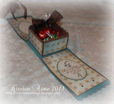 Chocolate box.