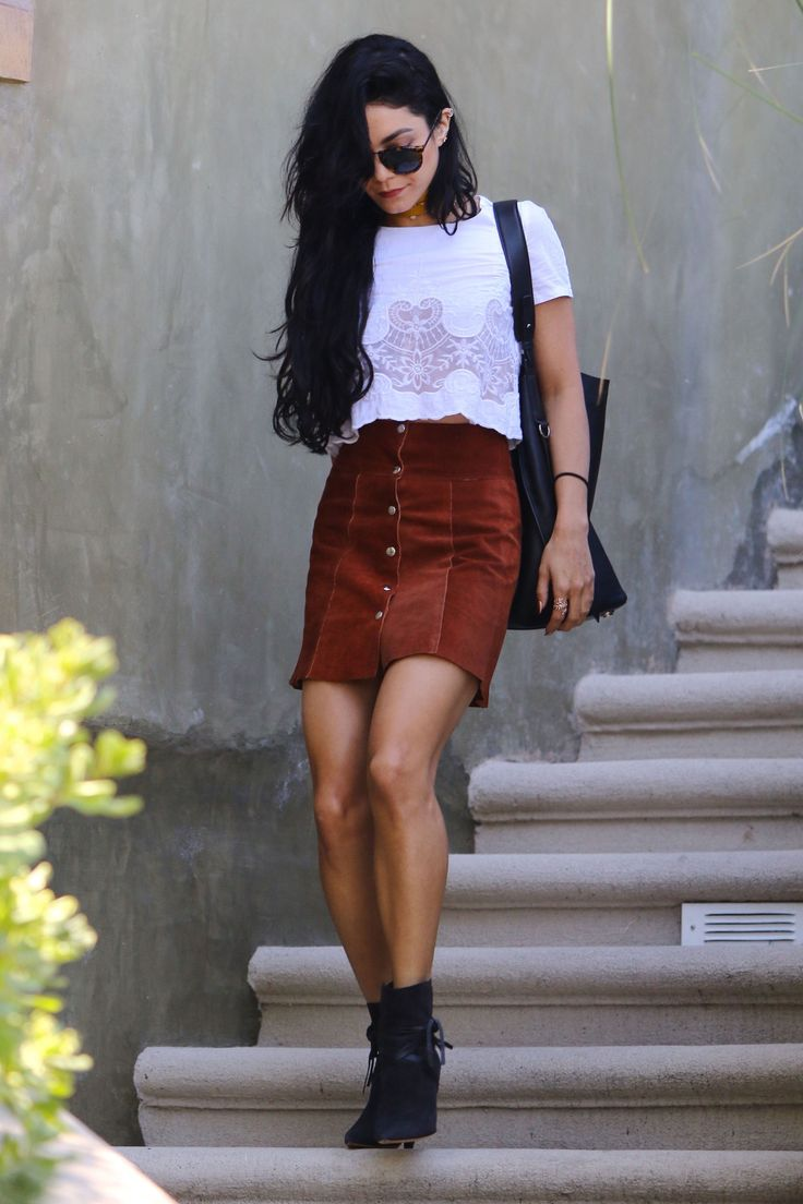 Everyone needs a seventies I spirited skirt like this x