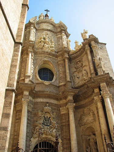 Basilica of the Assumption of Our Lady- Valencia, Spain