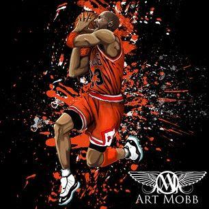 #artmobb #jordan #bulls - 180coaching.org