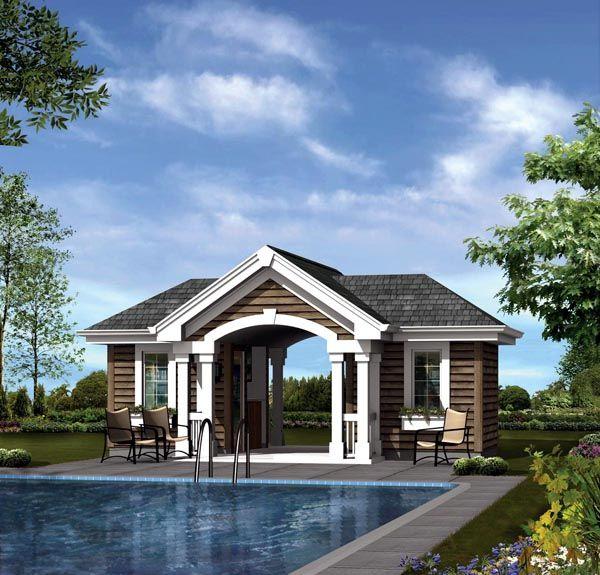 1000 id es sur le th me pool house plans sur pinterest cabanes de piscine piscines et abri. Black Bedroom Furniture Sets. Home Design Ideas