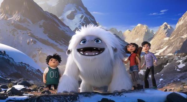 Abominable Llega Una Nueva Criatura Dispuesta A Conquistar El Cine Https Tvespanol Net Noticias De Hoy Abomina Cine Nuevas Peliculas Peliculas Familiares