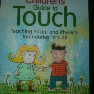 a great book it teaches children how to recognize a good touch from a bad - Good Touch Bad Touch Coloring Book