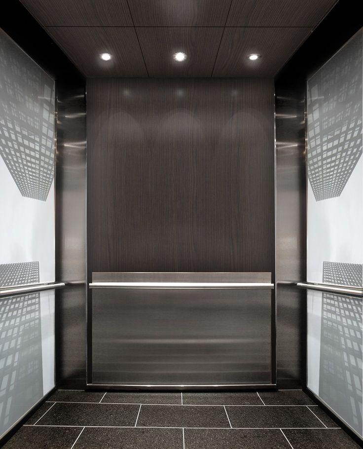 39 best elevator interiors images on pinterest elevator for Modern elevator design