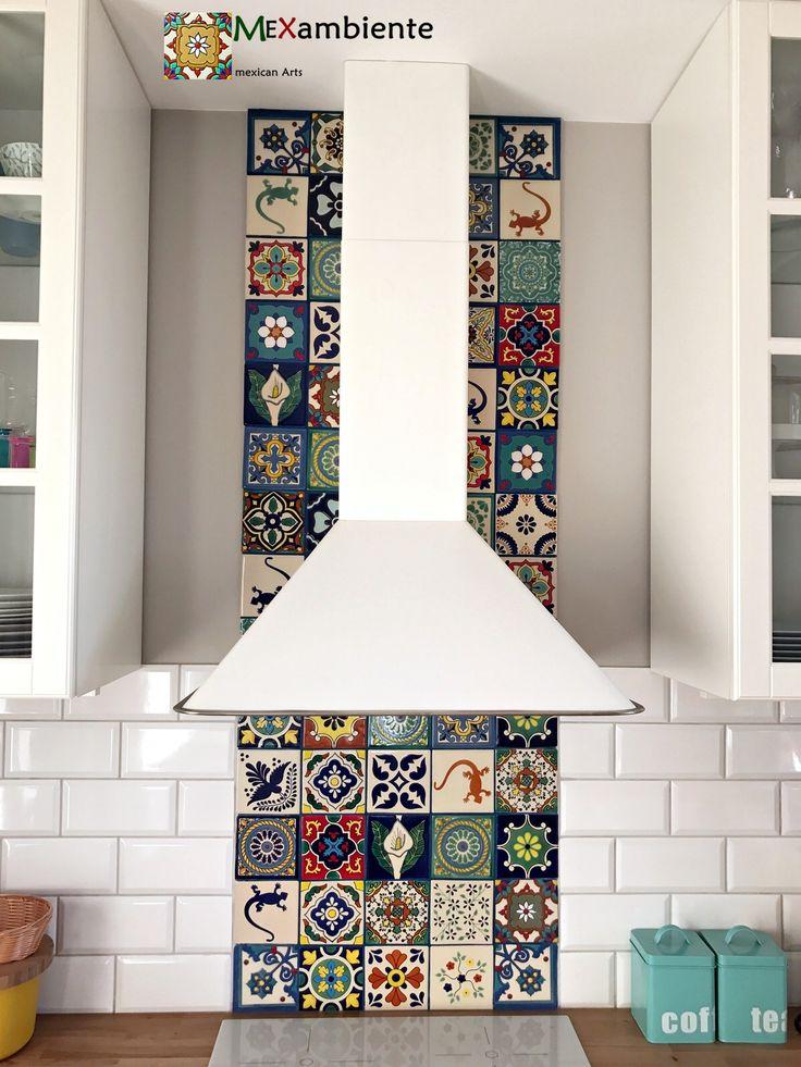 61 besten Mexikanische Fliesen Bilder auf Pinterest Die küche