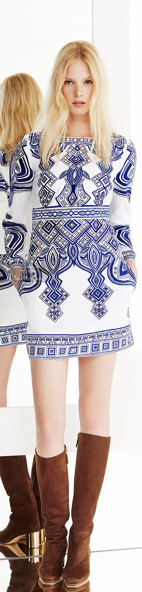 Emilio Pucci Resort 2015 | The House of Beccaria~