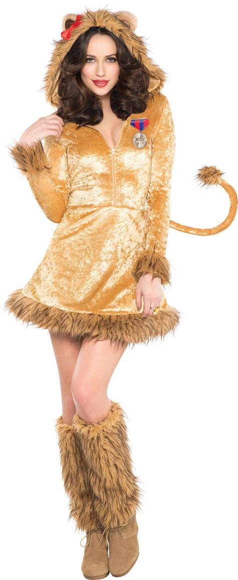 Adult Sexy Lioness Costume - Party City
