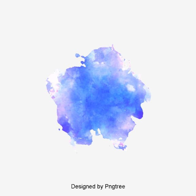 Blue Watercolor Graffiti Png And Psd Blue Watercolor Watercolor Sky Oil Painting Background