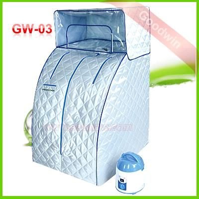 Family steam sauna Inflated steam sauna (GW-03) - China Family steam sauna Inflated steam sauna, GOODWIN