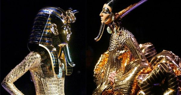 Dior Couture 2004 collection, designed by John Galliano.