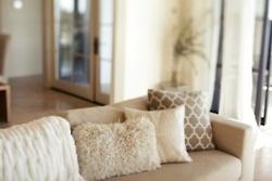 #cozy {Pillows} can really transform a space!