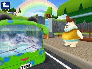 Dr. Panda's bus chauffeur is sinds vandaag nieuw in de AppStore en GooglePlay