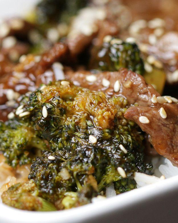 Easy Beef and Broccoli   Easy Beef and Broccoli