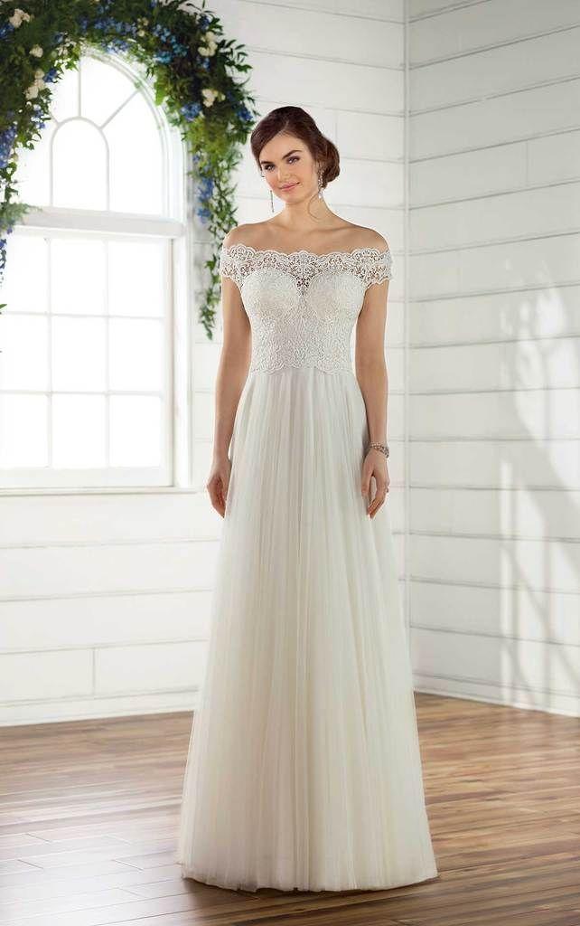 Essense Of Australia D2446 Essense Of Australia Wedding Dresses Casual Wedding Dress Dresses