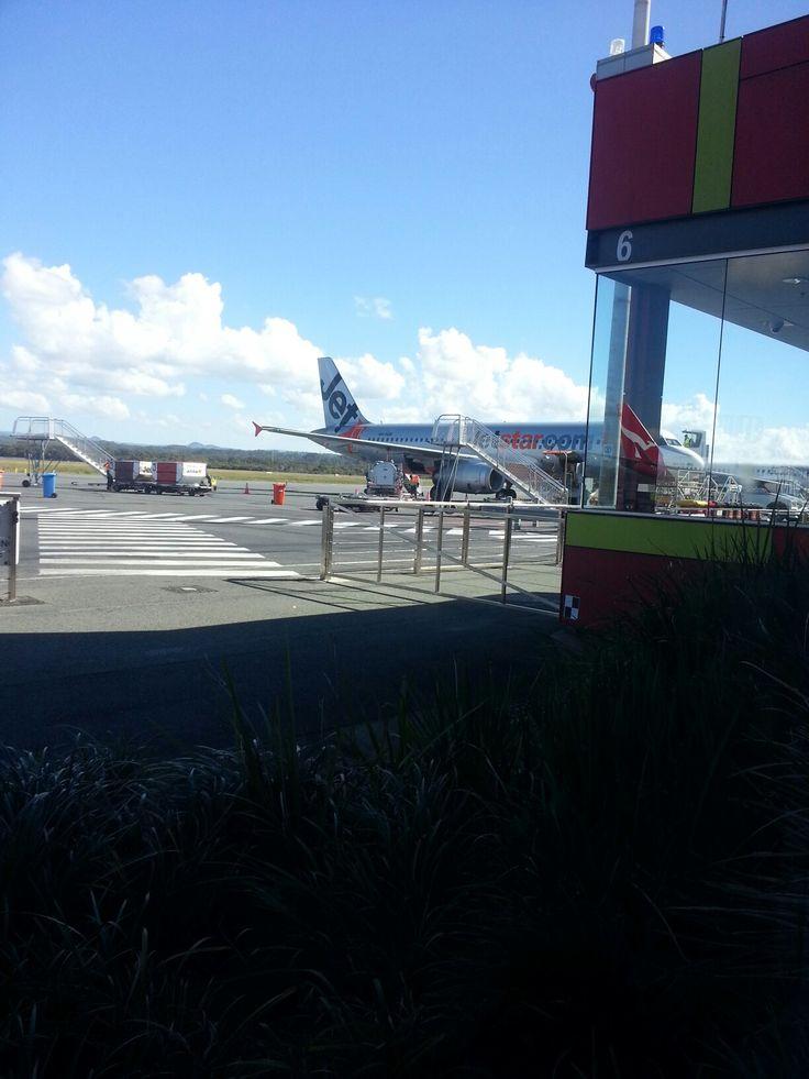 Goodbye gold coast. Back to home base sydney