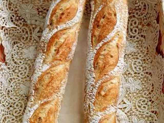☆お家にあるもので フランスパン☆の画像