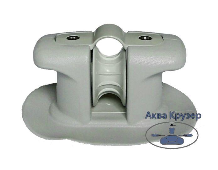 Рым ролик (роульс, кнехт) для надувных лодок ПВХ, цвет серый Подробнее: https://aquacruiser.com.ua/p553969557-rym-rolik-rouls.html  Аксессуары для лодок ПВХ в Аква Крузер / Aqua Cruiser. Украина. #boats #лодки #аксессуары_для_лодок  #якорный #рым-ролик