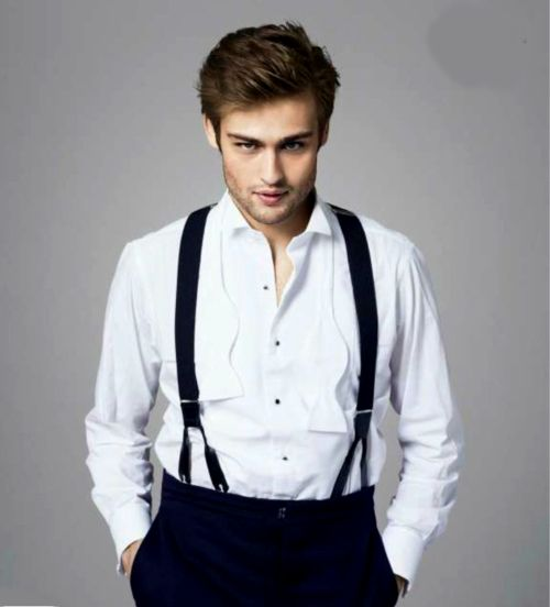 Douglas Booth as Harry Villiers in The Riot Club