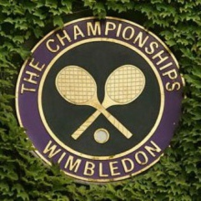 The Wimbledon Cup, since 1877. The most prestigious tennis tournament in the world and the biggest tennis tournament on grass. All players are required to wear white cloths.