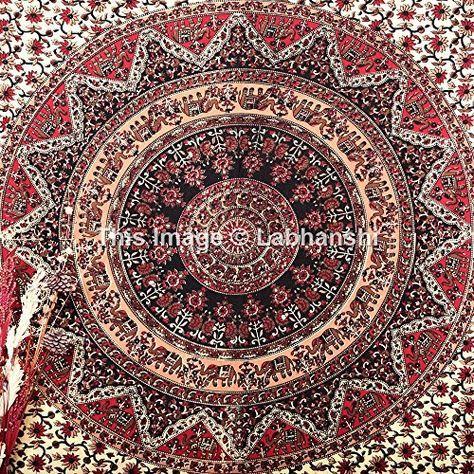 Handicrunch Mandala Tapices Tapices , indio Tapiz , Tapiz Hippie , Indian Pared ropero, indio Colcha , bohemio de la tapicería , Mandala decoración del dormitorio Handicrunch https://www.amazon.es/dp/B00Q3V0YF6/ref=cm_sw_r_pi_dp_2Wi6wbA9SBWSB