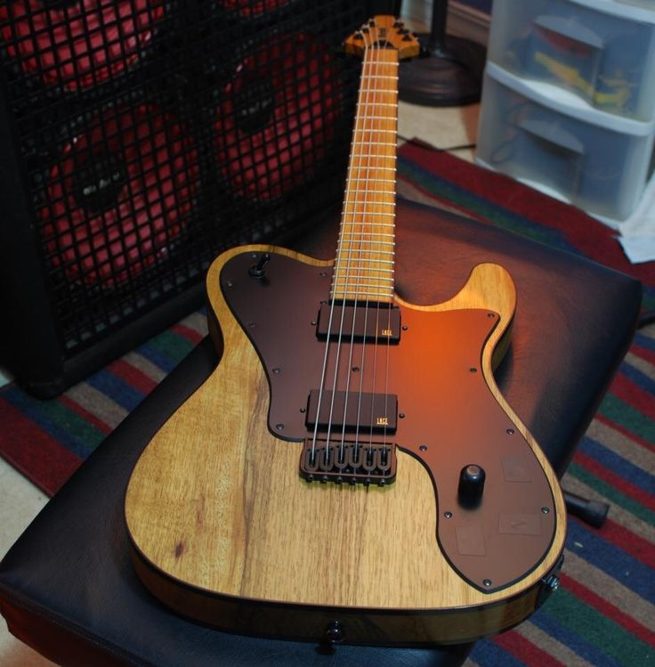 T Style Guitar - Cool