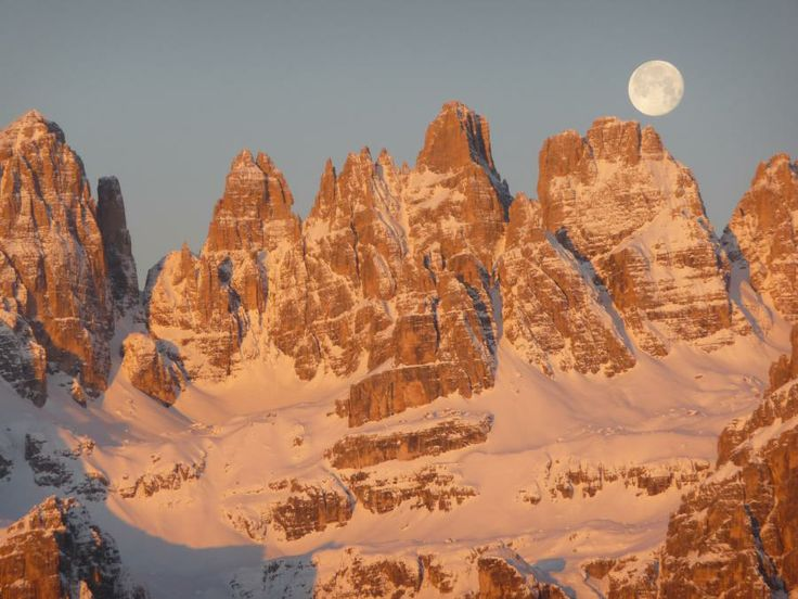 Dolomiti by UNESCO