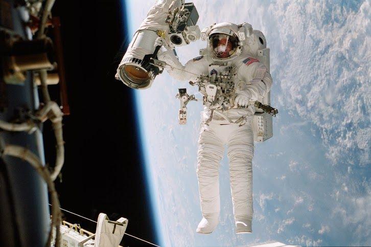 Space Shuttle: NASA Astronaut William (Bill) McArthur