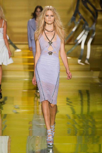 Versace at Milan Spring 2014