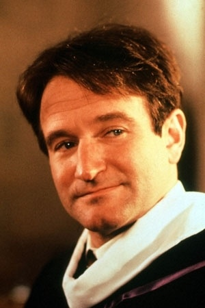 Robin Williams:  Good Morning Vietnam, Dead Poets Society, Hook, The Fisher King, Aladdin, Mrs. Doubtfire, Jumanji, Jack, The Birdcage, Good Will Hunting, Patch Adams,  and many wonderful more.