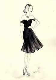 97 best diseo de moda images on Pinterest Drawing fashion