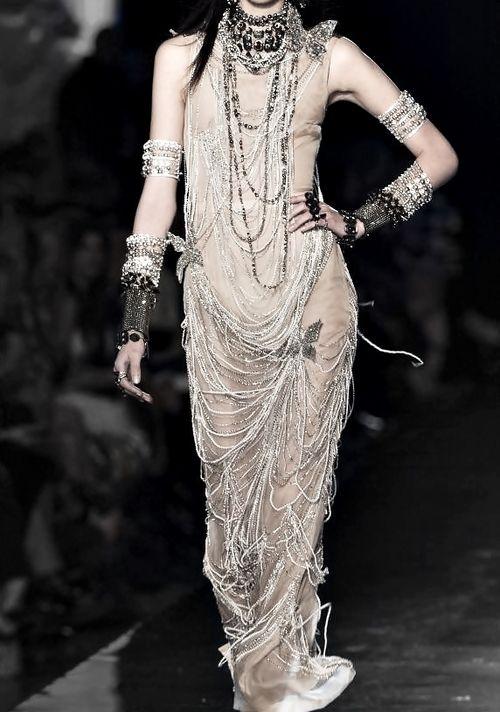 Jean Paul Gaultier | #highfashion #inspiration #moderndesign luxury design, luxury, fashion. Visit www.memoir.pt
