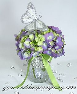 Use These Beautiful Metallic Feather Butterflies To Adorn Wedding Bouquets Centerpieces Pew Decorations Or Place Settings