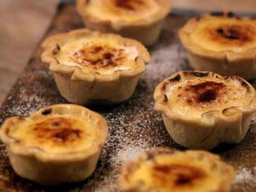 The Fabulous Baker Brothers - Articles - Passion Fruit Brulee Tarts Recipe - Channel 4