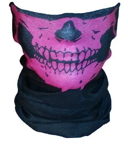 Pink Skull Face Mask Tube Bandana Balaclava Snowboard Harley Davidson Snowboard Ski Mask Multi Function Tactical Seamless BluePrint http://www.amazon.com/dp/B00ICYGOWY/ref=cm_sw_r_pi_dp_kqDfub0Q8TDJM