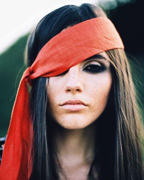 Smoky eye: Pirate Makeup, Pirates, Idea, Eye Makeup, Style, Costume, Beauty, Hair, Eyes