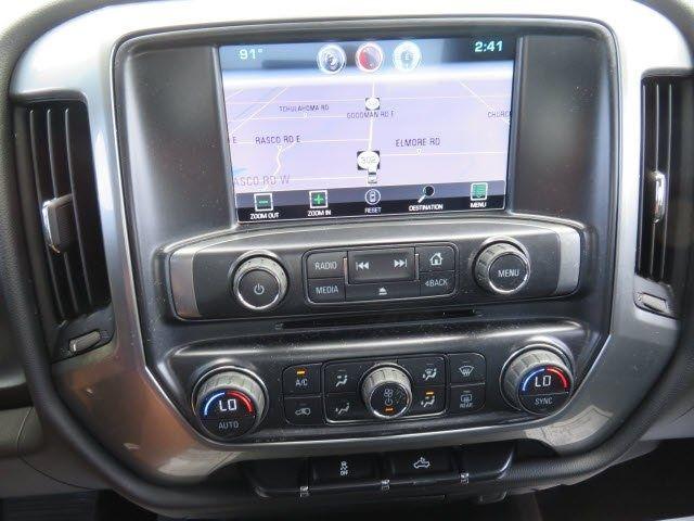 2015 Chevrolet Silverado 1500 LT Crew Cab - $28,000